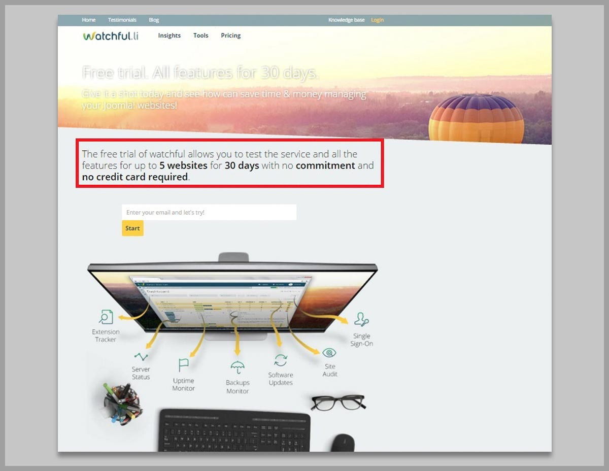 benefit and persuasion in microcopy