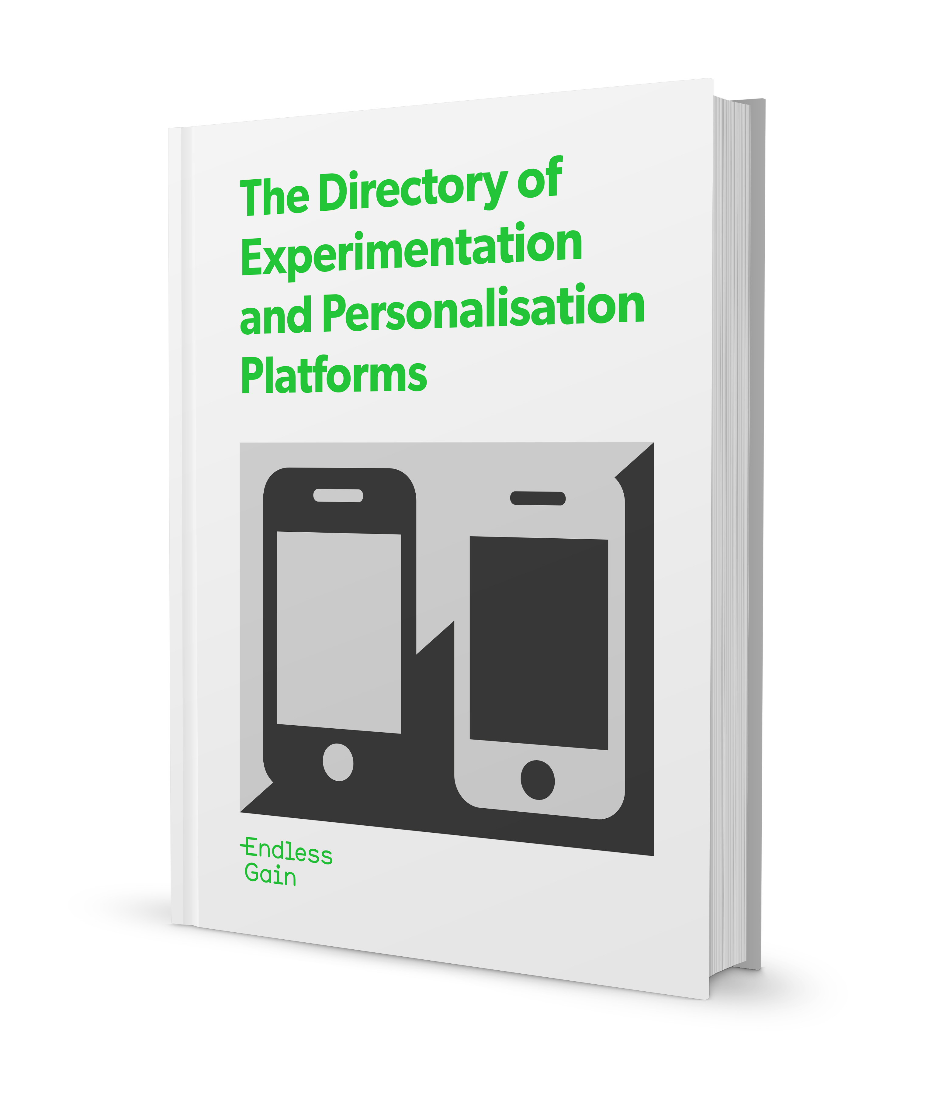 The Directory of Experimentation and Personalisation Platforms cover