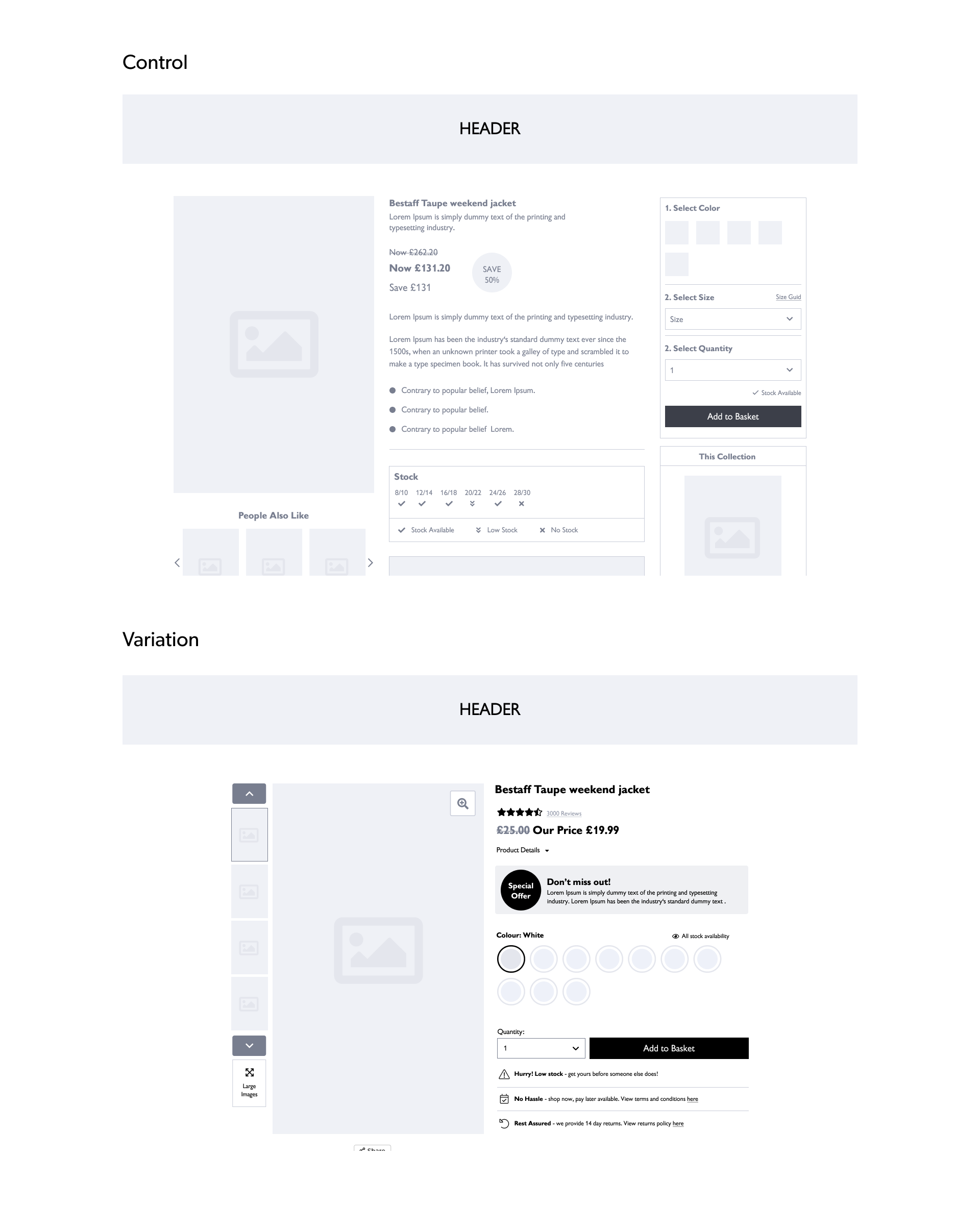 how might we test wireframe