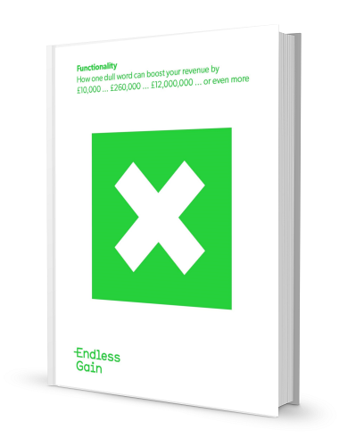 Functionality ebook cover
