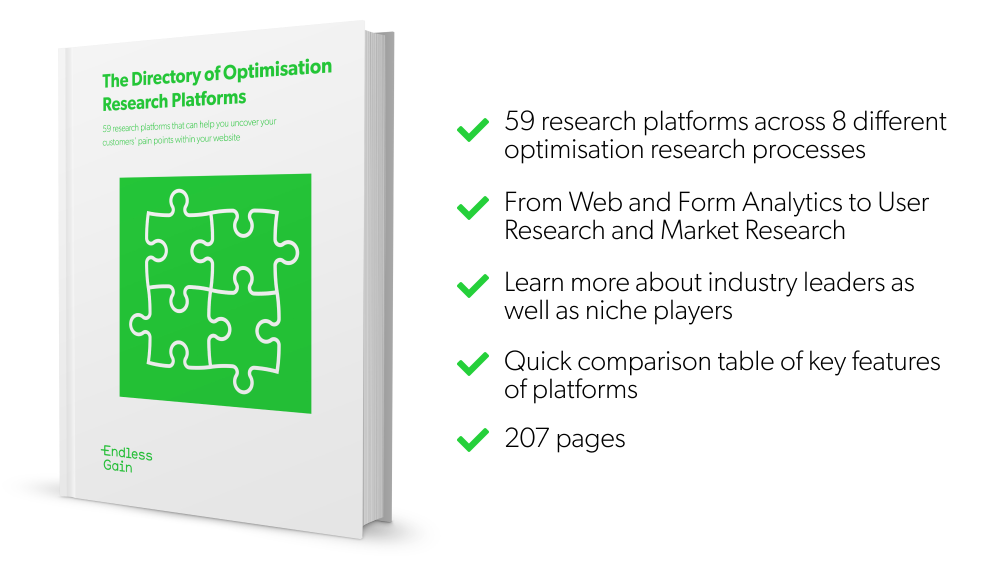 Research Platforms ebook key features